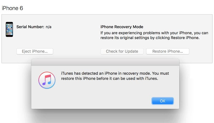 iTunes is Currently Downloading Software For The iPhone