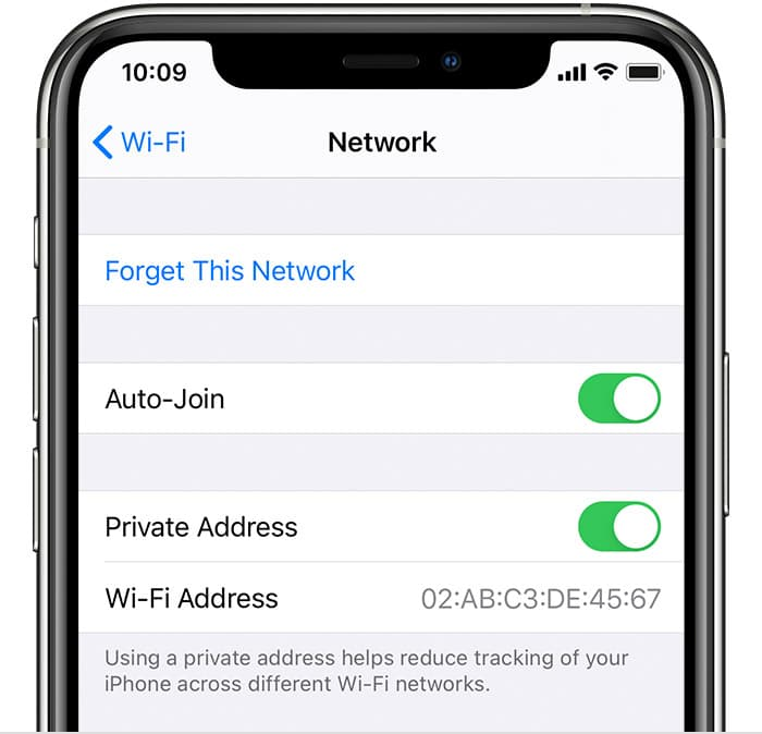 How to Find a Mac Address on iPhone