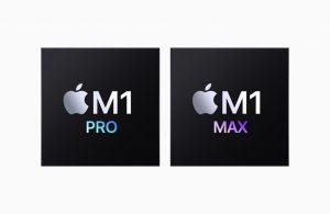 Apple MacBook M1 Pro and M1 Max